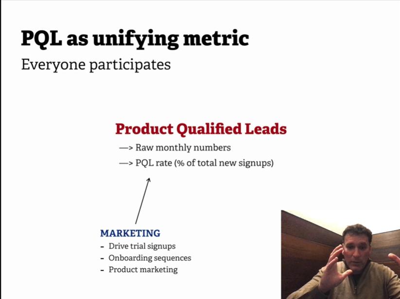 PQL as unifying metric