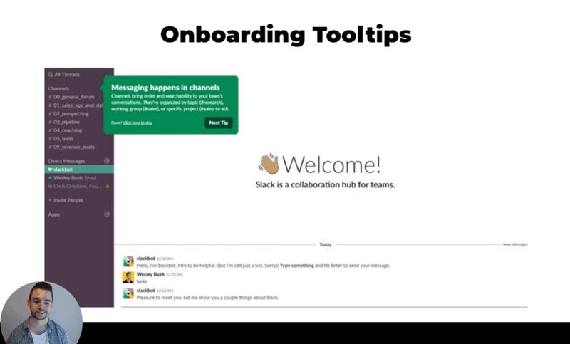 Onboarding Tooltips