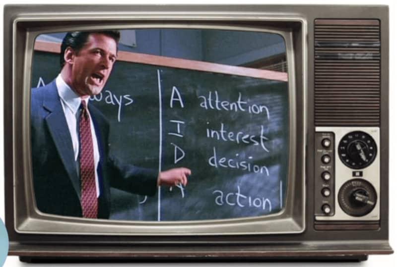 Attention, Interest, Decision, Action (AIDA)