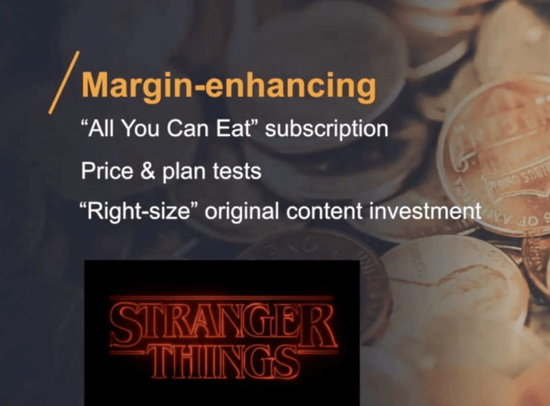 Margin-enhancing Strategy